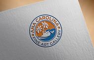 Ana Carolina Fine Art Gallery Logo - Entry #177