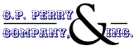 C.P. Perry & Company, Inc. Logo - Entry #21