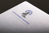 Empowered Financial Strategies Logo - Entry #194