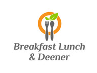 Breakfast Lunch & Deener Logo - Entry #40