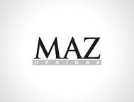 Maz Designs Logo - Entry #143