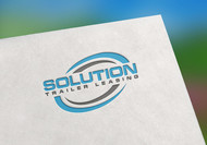 Solution Trailer Leasing Logo - Entry #295