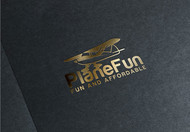 PlaneFun Logo - Entry #156