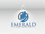 Emerald Tide Financial Logo - Entry #164