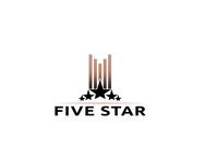 Five Star Logo - Entry #59