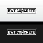 BWT Concrete Logo - Entry #189