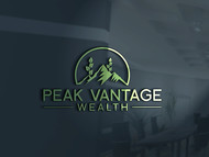 Peak Vantage Wealth Logo - Entry #53