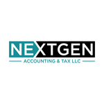 NextGen Accounting & Tax LLC Logo - Entry #526
