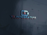 V3 Integrators Logo - Entry #143