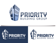 Priority Building Group Logo - Entry #100