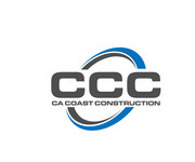 CA Coast Construction Logo - Entry #104