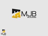 MJB BUILDERS Logo - Entry #89