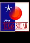 First Texas Solar Logo - Entry #95