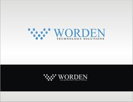 Worden Technology Solutions Logo - Entry #7