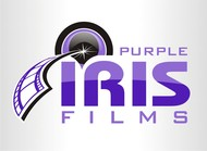 Purple Iris Films Logo - Entry #142