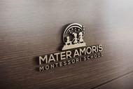 Mater Amoris Montessori School Logo - Entry #110