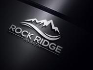 Rock Ridge Wealth Logo - Entry #102