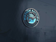 Motion AutoSpa Logo - Entry #217