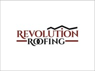 Revolution Roofing Logo - Entry #507