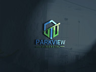 Parkview Financial Logo - Entry #80