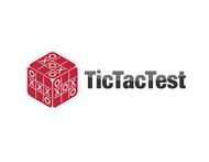 TicTacTest Logo - Entry #104