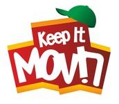 Keep It Movin Logo - Entry #45
