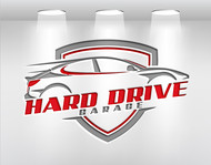 Hard drive garage Logo - Entry #57