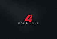 Four love Logo - Entry #378