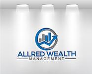 ALLRED WEALTH MANAGEMENT Logo - Entry #719