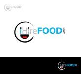 iHireFood.com Logo - Entry #23