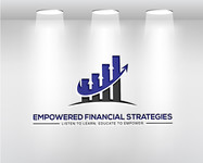 Empowered Financial Strategies Logo - Entry #396