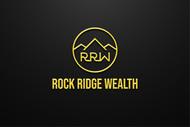 Rock Ridge Wealth Logo - Entry #409