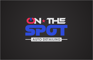 On the Spot Auto Detailing Logo - Entry #57