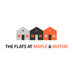 The Flats at Maple & Motor Logo - Entry #83
