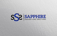 Sapphire Shades and Shutters Logo - Entry #151