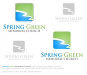 Spring Green Memorial Church Logo - Entry #68