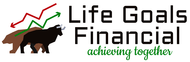 Life Goals Financial Logo - Entry #191