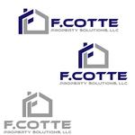 F. Cotte Property Solutions, LLC Logo - Entry #226