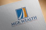 MGK Wealth Logo - Entry #217
