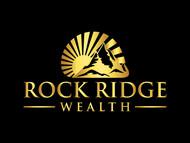 Rock Ridge Wealth Logo - Entry #360