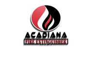 Acadiana Fire Extinguisher Sales and Service Logo - Entry #208