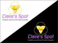 Claire's Spot Logo - Entry #19