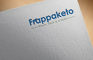 Frappaketo or frappaKeto or frappaketo uppercase or lowercase variations Logo - Entry #174