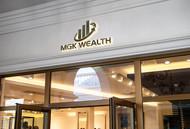 MGK Wealth Logo - Entry #89