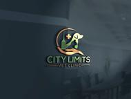 City Limits Vet Clinic Logo - Entry #197