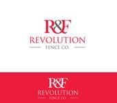 Revolution Fence Co. Logo - Entry #236