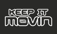 Keep It Movin Logo - Entry #399