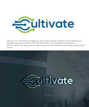 cultivate. Logo - Entry #166