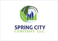 Spring City Content, LLC. Logo - Entry #59