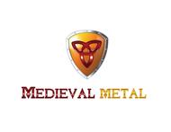 Medieval Metal Logo - Entry #24